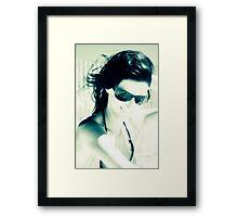 Feminity Framed Print