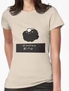 How Can My Gravlord POSSIBLY Be This Cute Womens Fitted T-Shirt
