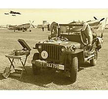 Summer 1944  Photographic Print