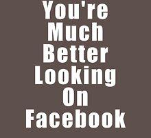 PWNED Over Facebook Mens V-Neck T-Shirt