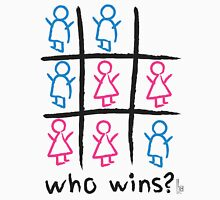 Who Wins? Unisex T-Shirt
