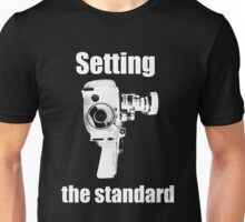 Setting the standard Unisex T-Shirt