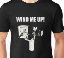 wind me up Unisex T-Shirt