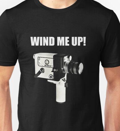wind me up Unisex T-Shirt