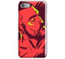Man 05 iPhone Case/Skin