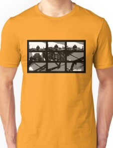 Crossing The Bridge into The Abstract T-Shirt