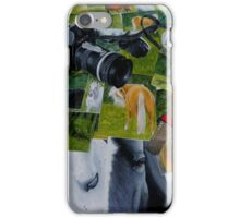 My Summer Holiday-For the Love of Horses iPhone Case/Skin