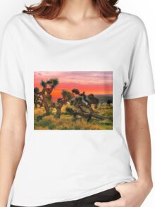 Joshua Trees  Women's Relaxed Fit T-Shirt