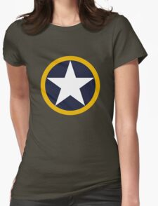 US Historical Roundel 1942 Torch T-Shirt