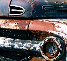 Classic Ford Grille by AlphaEyePhoto