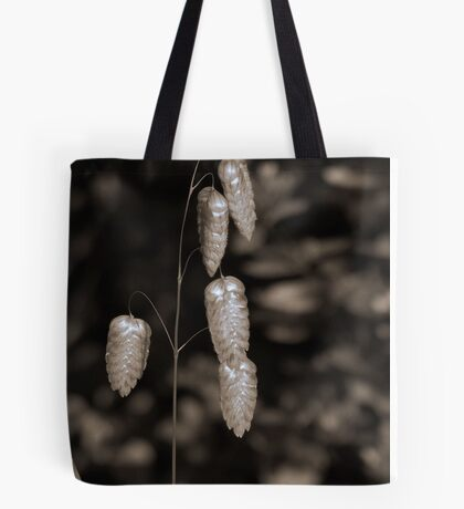 Briza maxima - quaking oats Tote Bag