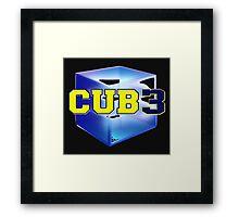 CUB3  IT Framed Print