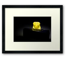 Gummy Bear Photography - Learning From Our Own History Framed Print
