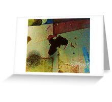 abstract watercolor #10 Greeting Card