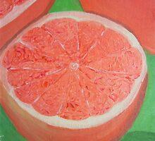 Grapefruit by haileybergman