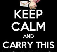 FF9 - Keep Calm and Carry This to Kupo by joeyboca