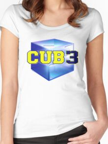 CUB3  IT Women's Fitted Scoop T-Shirt