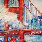 Golden Gate Tower by schiabor