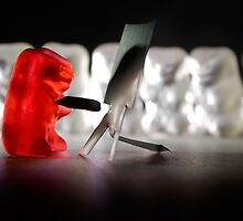 Gummy Bear Photography - Sharing A Workflow by michalfanta