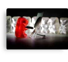Gummy Bear Photography - Sharing A Workflow Canvas Print