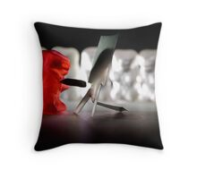 Gummy Bear Photography - Sharing A Workflow Throw Pillow