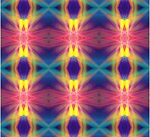 Colourful fractal patterns by walstraasart