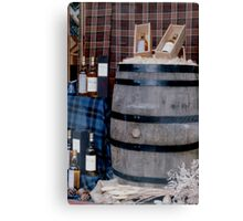 Whisky by the Barrel Load Canvas Print