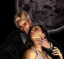 Surrender to the Vampire by LoneAngel