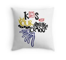 K15s Our Class Throw Pillow