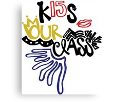 K15s Our Class Canvas Print