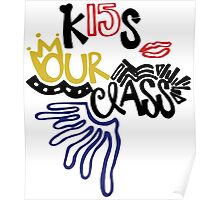 K15s Our Class Poster