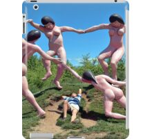 An Interesting Point Of View iPad Case/Skin