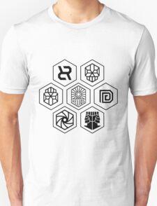 Ingress Events Unisex T-Shirt