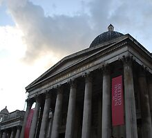 The National Gallery by Claire Elford