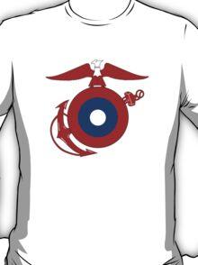 USMC Historical Roundel 1912 T-Shirt