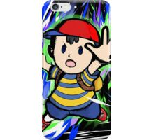 Ness   PK Starstorm iPhone Case/Skin
