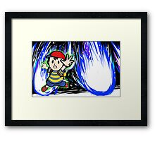 Ness | PK Starstorm Framed Print
