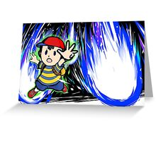 Ness | PK Starstorm Greeting Card