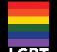 I SUPPORT LGBT by fancytees