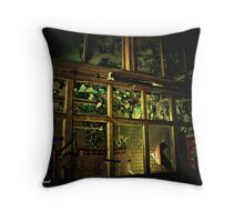 old rooms Throw Pillow