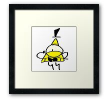 Cute Bill Framed Print