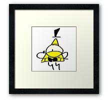 Cute Bill Framed Print