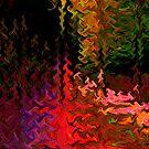 Colored Fire by Linda Miller Gesualdo