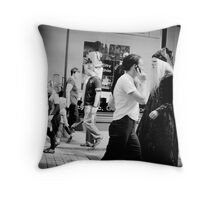 Well? Did you spot him? Throw Pillow