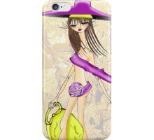 Primavera japonesa iPhone Case/Skin