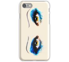 Darren is Hedwig - Eyes iPhone Case/Skin