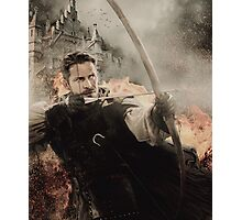 Regal Con - Robin Hood Photographic Print