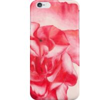 anatomy of a carnation iPhone Case/Skin