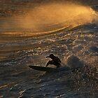Surfer by Gyuri Nagy