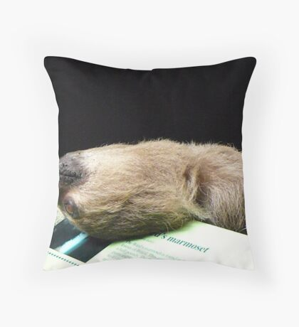Ignore Them.  Look at Me! Throw Pillow